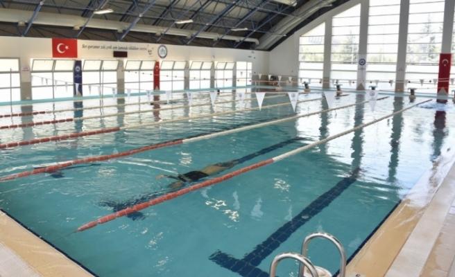 ESOGÜ Kapalı Yüzme Havuzu güz dönemi kayıtları Eylül'de başlıyor