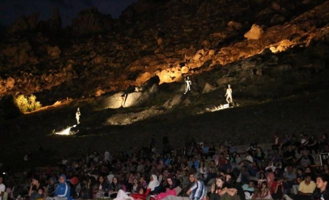 Sivrihisar'da açık hava sinemaları başladı