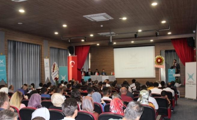 TÜGVA Eskişehir İl Temsilciliği Olağan Genel Kurul toplantısı