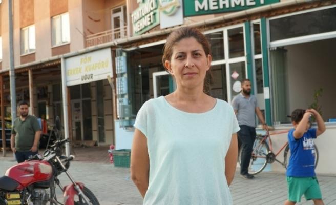 """Eşi tarafından 15 yerinden bıçaklanan Öznur Sazlar: """"Mağdur olan çok fazla kadın var, lütfen sessiz kalmayın"""""""