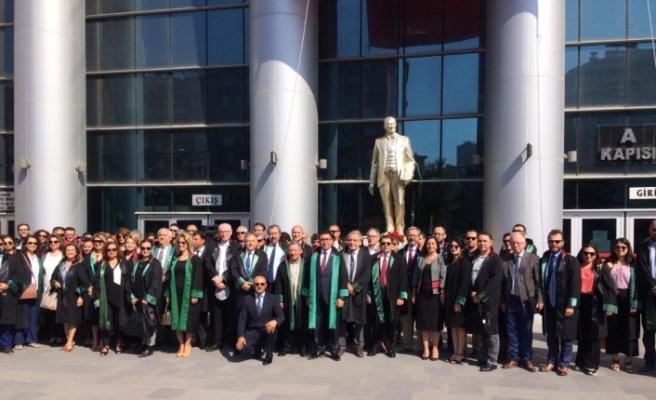 Eskişehir Barosu adli yıl açılış töreni düzenledi