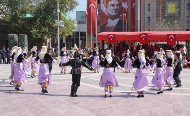 Eskişehir'in kurtuluşunun 97. yıldönümü kutlandı