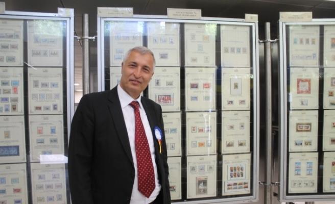 PTT'den Eskişehir'in 97. kurtuluş yıldönümüne özel pul koleksiyonu sergisi