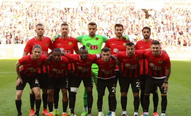 TFF 1. Lig: Eskişehirspor: 3 - Ekol Göz Menemenspor: 0