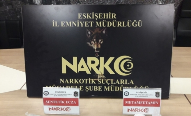 Uyuşturucu taciri Narkotik ekiplerinden kaçamadı