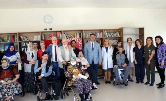 Eskişehir Şehir Hastanesi'nde Dünya Palyatif Bakım Günü etkinliği