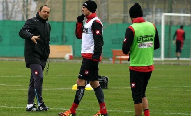 Gençlerbirliği, Galatasaray maçı hazırlıklarını sürdürdü