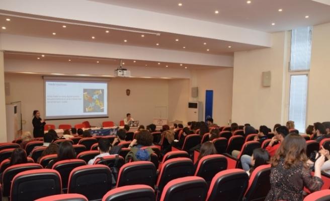 AEGEE'den Proje Yazımı ve Yönetimi eğitimi