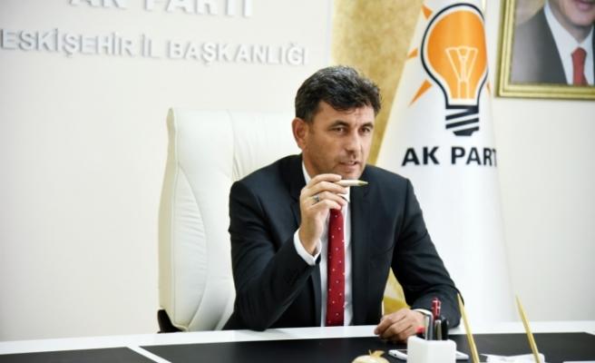 AK Parti İl Başkanı Çalışkan'dan ESKİ'nin Fahiş Su zammına Tepki