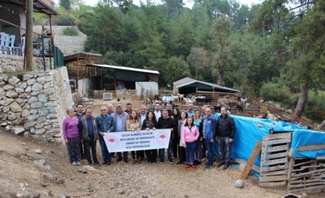 Eskişehirli üreticilerden Antalya'ya 'Teknik İnceleme Gezisi'