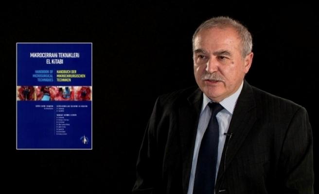 ESOGÜ Öğretim Üyesi Prof. Dr. Hilmi Özden mikrocerrahi tekniklerini anlattı