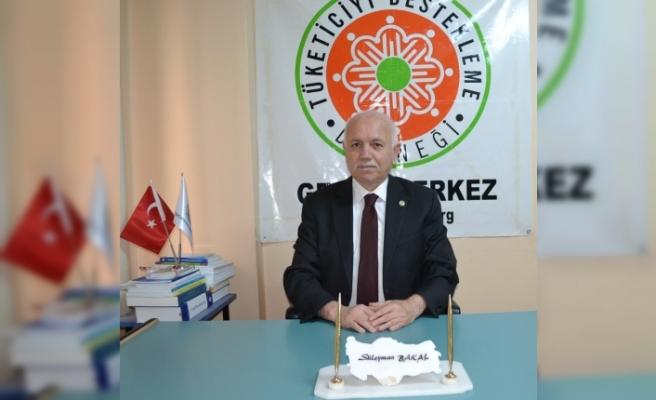 TUKDES Genel Başkanı Bakal'dan e- alışveriş uyarısı