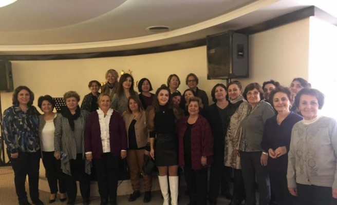 Emirdağlılar Vakfı Kadınlar Kurulu, 'Vakfa Bağış' için kahvaltıda buluştu