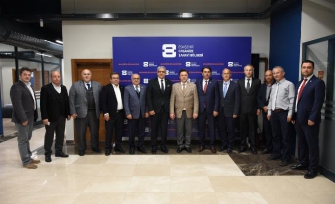 EOSB: Üniversite sanayi işbirliğinde somut adımlar atılacak