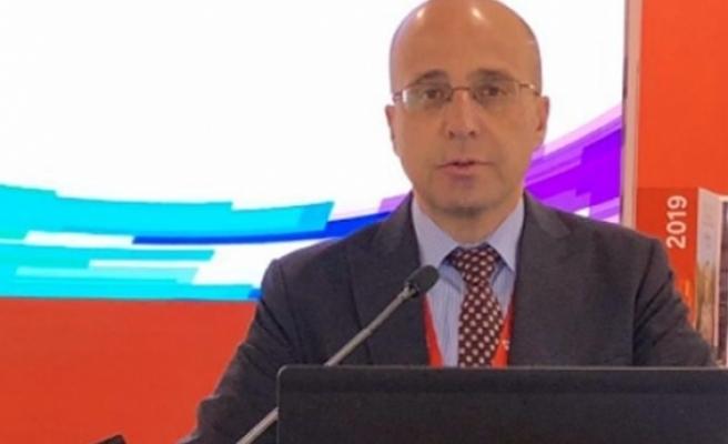 İngiliz Tıp Birliği'nden Prof. Dr. Bülent Görenek'e ödül