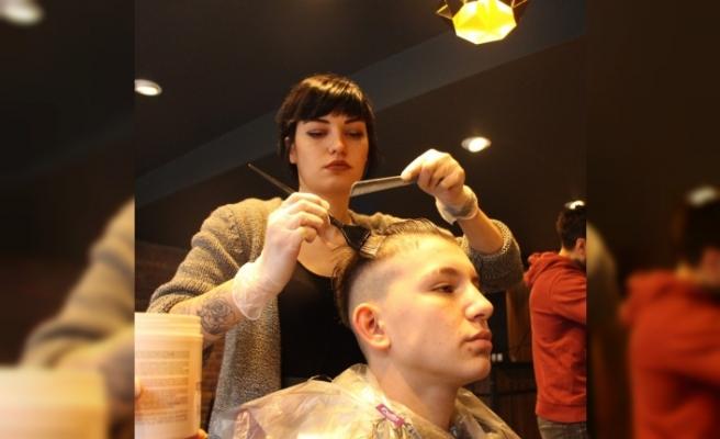 (özel) Soğuk kış aylarında saç dökülmelerine dikkat