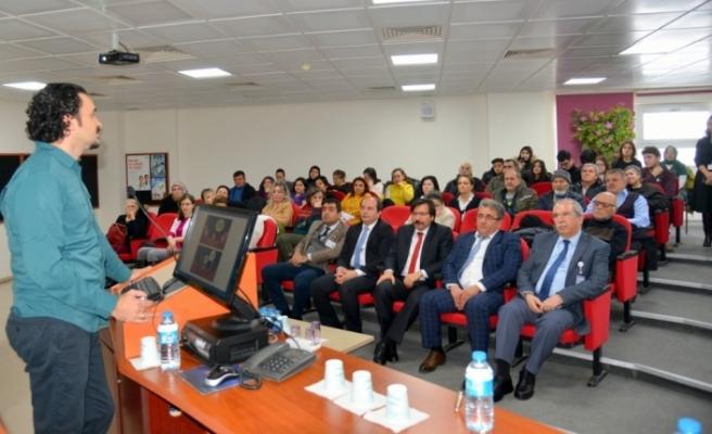 Ağız ve Diş Sağlığı Hizmetleri konferansı