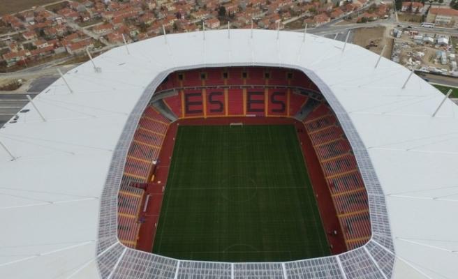 Eskişehirspor stadına kavuşuyor