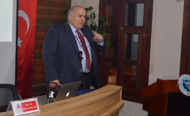 ESOGÜ Öğretim Üyesi Doç. Dr. Çelik'ten, 'Dünya digital dönüşüm çağını yaşıyor' konulu konferans