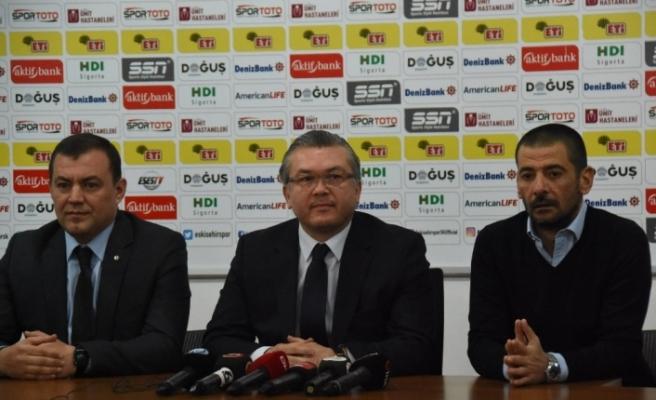 Mustafa Akgören'den Jesse ve Eskişehirspor hakkında açıklama