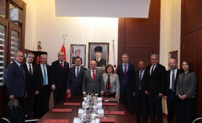 'Robotik Kodlama ve Tasarım Etkinlikleri' işbirliği protokolü imzalandı