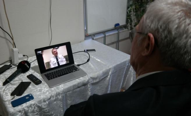 Amerika'daki ilk Türk Emniyet Müdürü Baycora'nın hemşehrilerinden ilk isteği