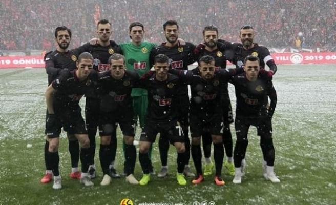 Eskişehirsporumuz 3-0 Altınordu