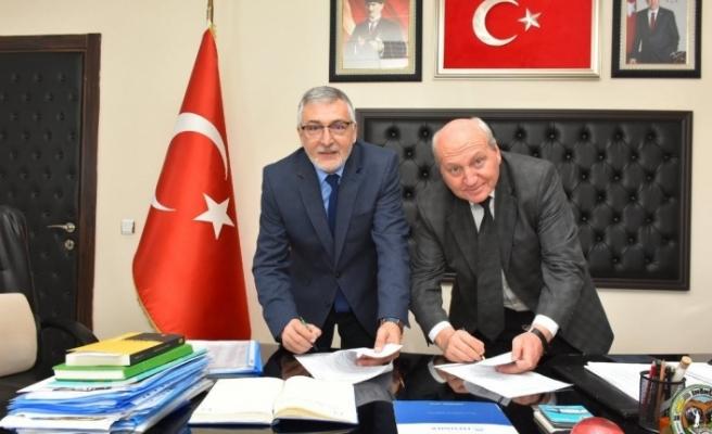 İnönü Belediyesi ile Fizyomer arasında protokol imzalandı