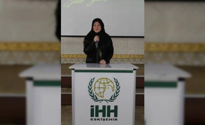 Makedonya'da açılacak kız yurduna yazar Şule Yüksel Şenler'in adı verilecek