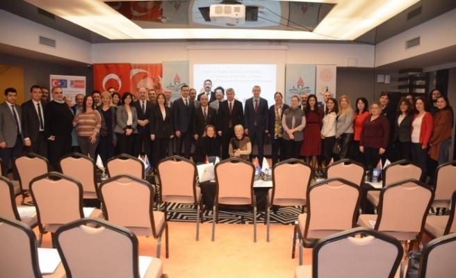 Mülteci öğrencilerin eğitimine yönelik projenin ilk toplantısı gerçekleştirildi