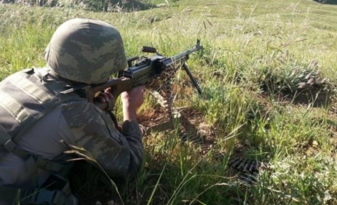 MSB: '5 PKK'lı terörist etkisiz hale getirildi'