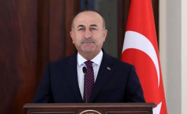Bakan Çavuşoğlu: 'Covid-19 ile mücadele ederken gücümüzü de dünyaya gösterdik'