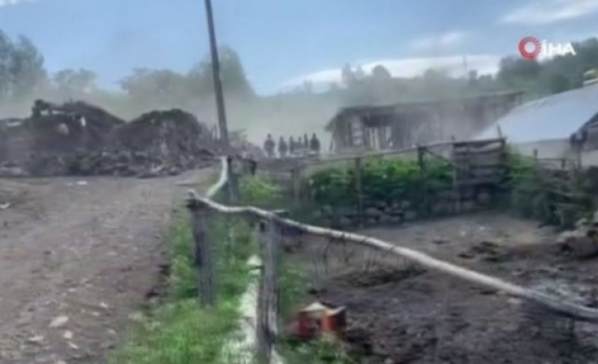 Bingöl'de 5,6 büyüklüğünde artçı deprem!