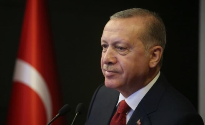 Cumhurbaşkanı Erdoğan: 'Tamamlayıcı emeklilik sistemini 2022'de yürürlüğe sokacağız'