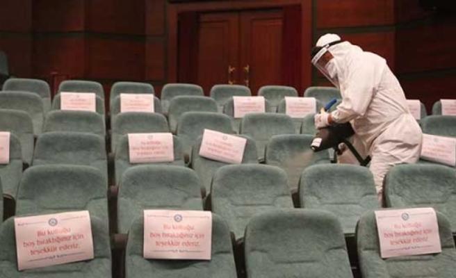 Eskişehir'de meclis toplantılarının yeri belli oldu