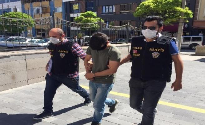 Firari hırsız polis ekiplerince yakalandı