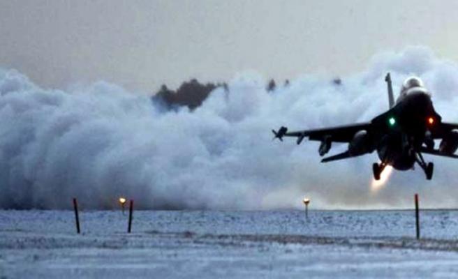 Pençe-Kaplan Operasyonu'nda terör örgütüne ait 500'den fazla hedef imha edildi