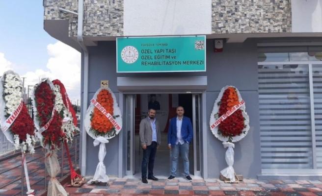 Tepebaşı'na yeni rehabilitasyon merkezi