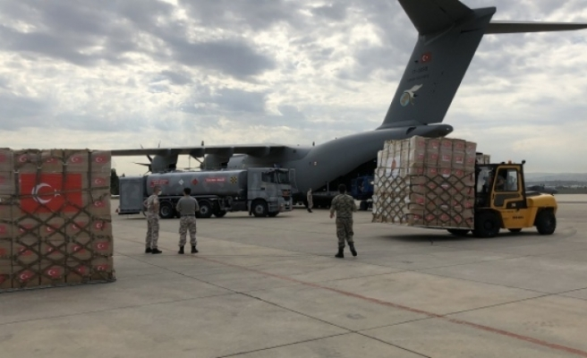 Türkiye, ikinci defa Afrika ülkesi Çad'a yardım malzemesi yolluyor