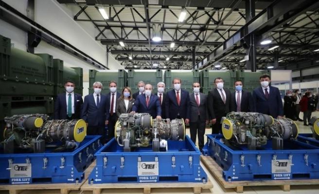 Türkiye'nin OMGS (Orta Menzilli Gemi Savar) ilk hava solumalı füze motoru test edildi