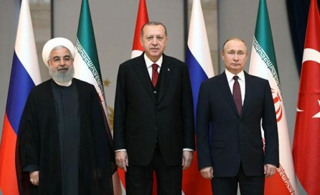 Astana zirvesinin ana gündemi İdlib