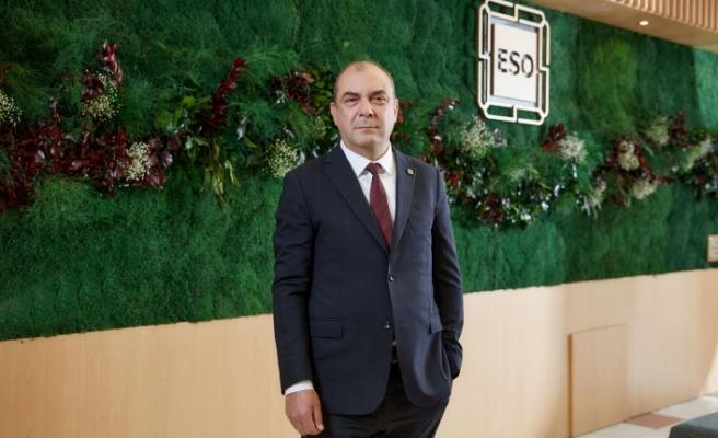 """ESO Başkanı Kesikbaş, """"Eskişehir ihracatı toparlanma sinyalleri veriyor"""""""