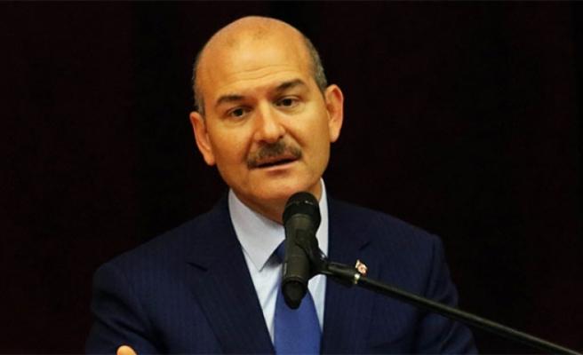 İçişleri Bakanı Soylu: '15 Temmuz bizden 251 vatan evladını götürmüş ancak ülkeyi geriye götürmeyi başaramamıştır'