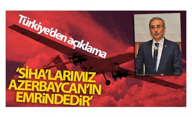 Savunma Sanayii Başkanı Demir, kardeş ülke heyetini misafir etti
