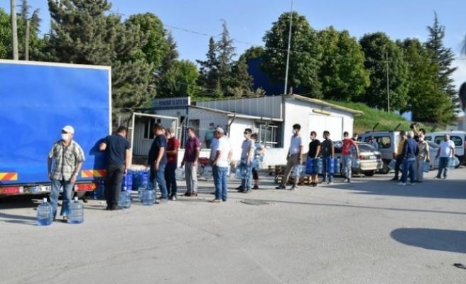Büyükerşen'den Kalabak suyu açıklaması! ESKİ Genel Müdürlüğü görevinden istifa etti