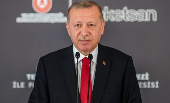 Cumhurbaşkanı Erdoğan: 'Bu milletin 60 senesini de çaldılar'