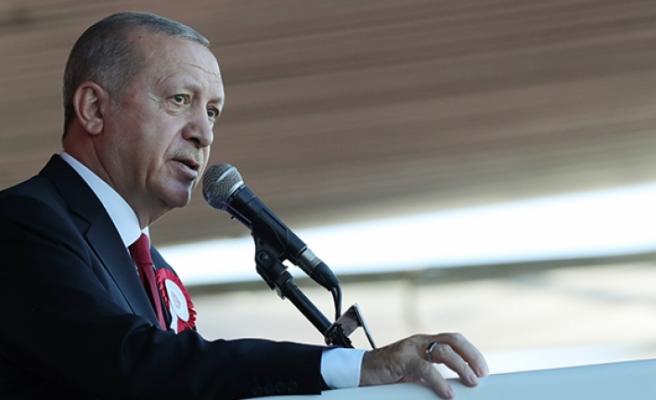 Cumhurbaşkanı Erdoğan: 'Yunan halkı, yöneticileri yüzünden başlarına gelecekleri kabul ediyor mu?'