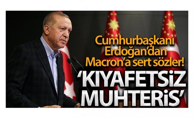 Cumhurbaşkanı Erdoğan'dan Türkiye'nin dış politikalarını eleştirenlere cevap