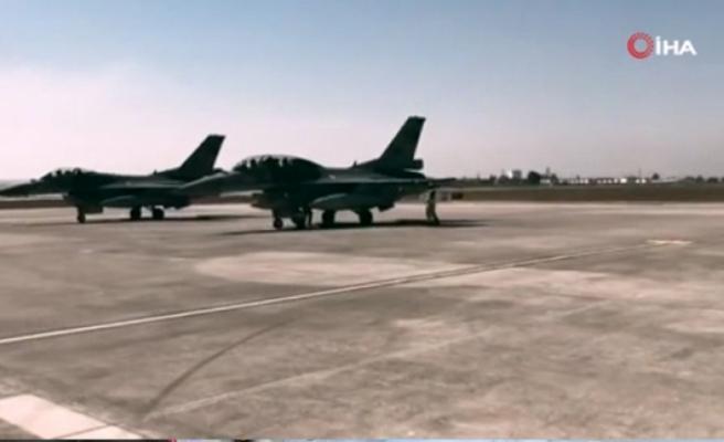Kuzey Kıbrıs'ta icra edilen 'Şehit Yüzbaşı Cengiz Topel Tatbikatı' sona erdi