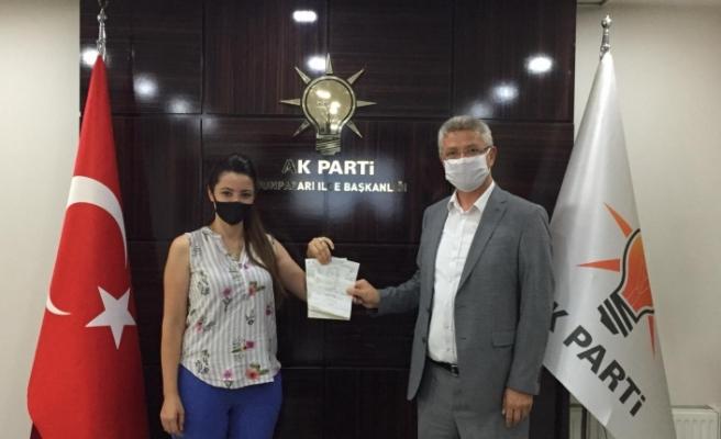 AK Parti Odunpazarı'nda yeni kampanya